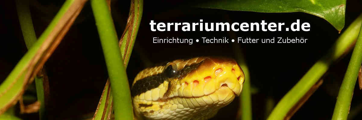 terrariumcenter.de - Einrichtung • Technik • Futter und Zubehör